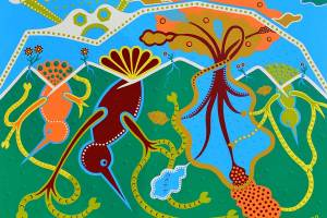 Schilderij - Beet - Toyisme. Hedendaagse kunst online kopen.