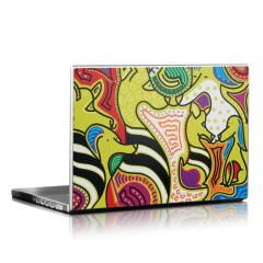 Laptop skins cases decalgirl toyism