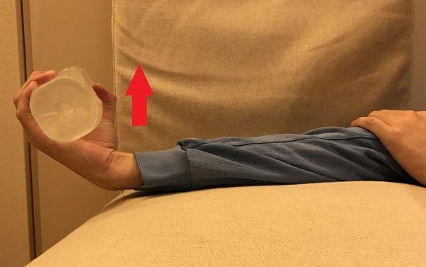 前腕屈筋の筋力トレーニング