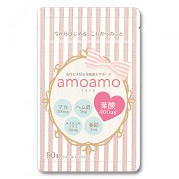 Amoamo葉酸サプリ