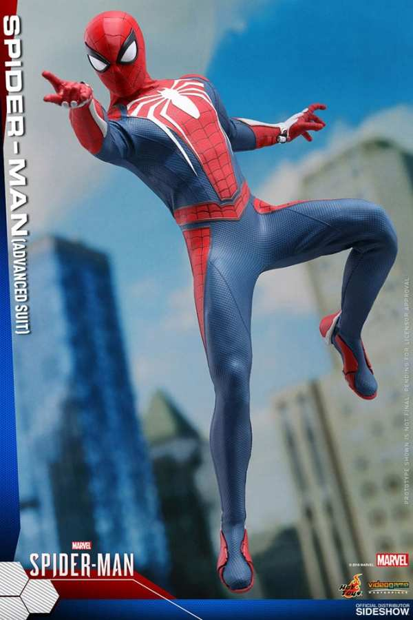 marvel-spider-man-advanced suit-sixth-scale-figure-hot-toys-903735-02