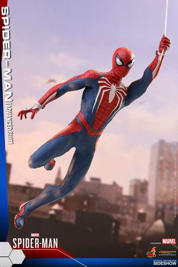 marvel-spider-man-advanced suit-sixth-scale-figure-hot-toys-903735-05