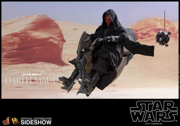 star-wars-darth-maul-with-sith-speeder-sixth-scale-figure-hot-toys-903737-01