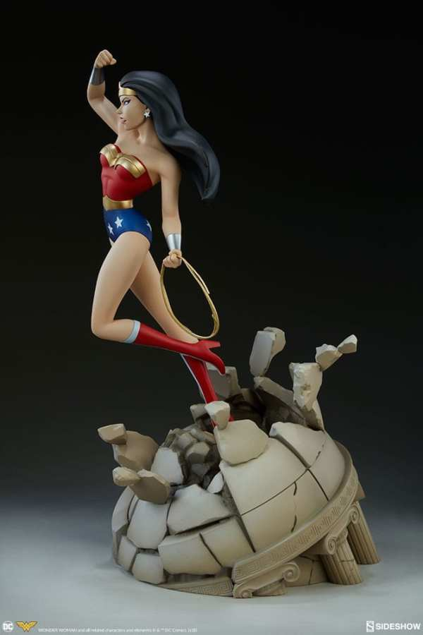 dc-comics-wonder-woman-animated series-collection-statue-sideshow-200544-06