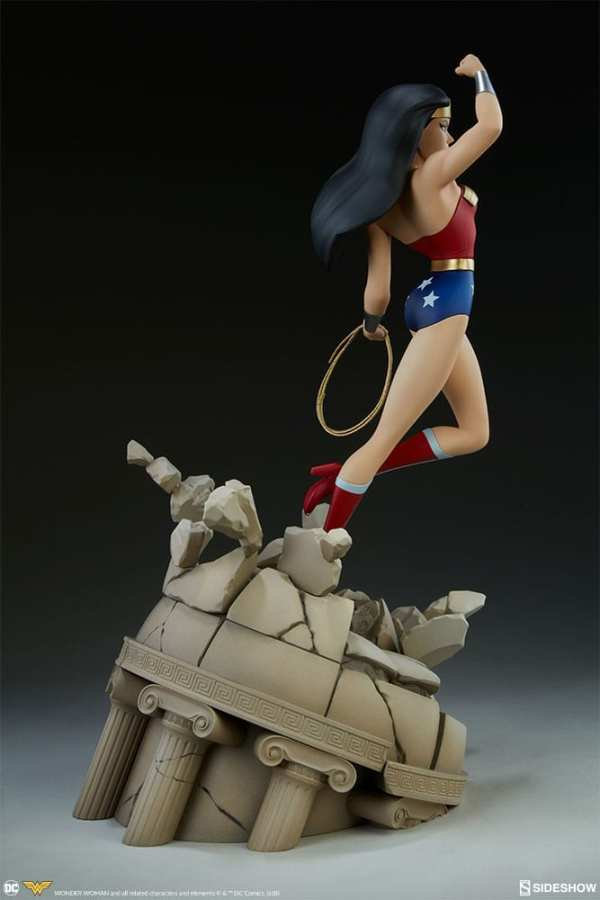 dc-comics-wonder-woman-animated series-collection-statue-sideshow-200544-09