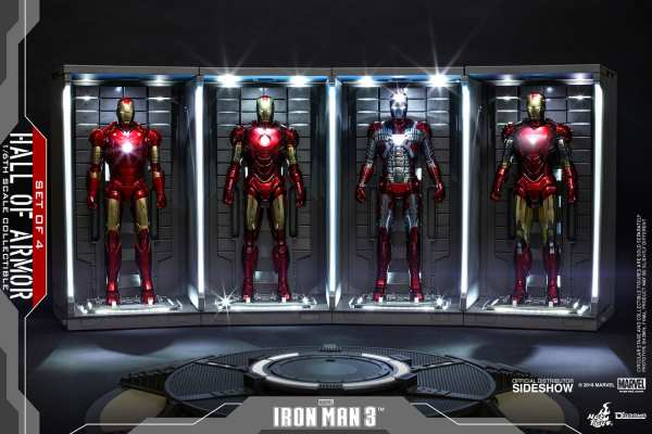 marvel-iron-man-3-hall-of-armor-4-set-sixth-scale-figure-accessory-hot-toys-904264-01