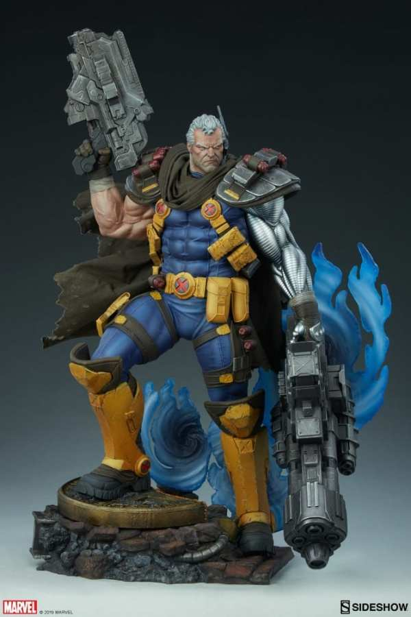 sideshow-collectibles-cable-premium-format-figure-statue-marvel-x-men-img11