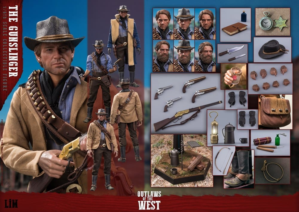 Hot Toys, 1:6 Scale Figures, Sixth Scale Figures, Sideshow