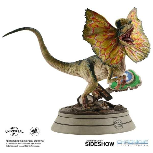 chronicle-collectibles-jurassic-park-dilophosaurus-1-4-scale-statue-img01