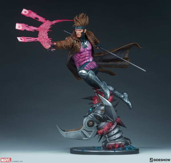 sideshow-collectibles-gambit-maquette-x-men-statue-collectibles-marvel-img05