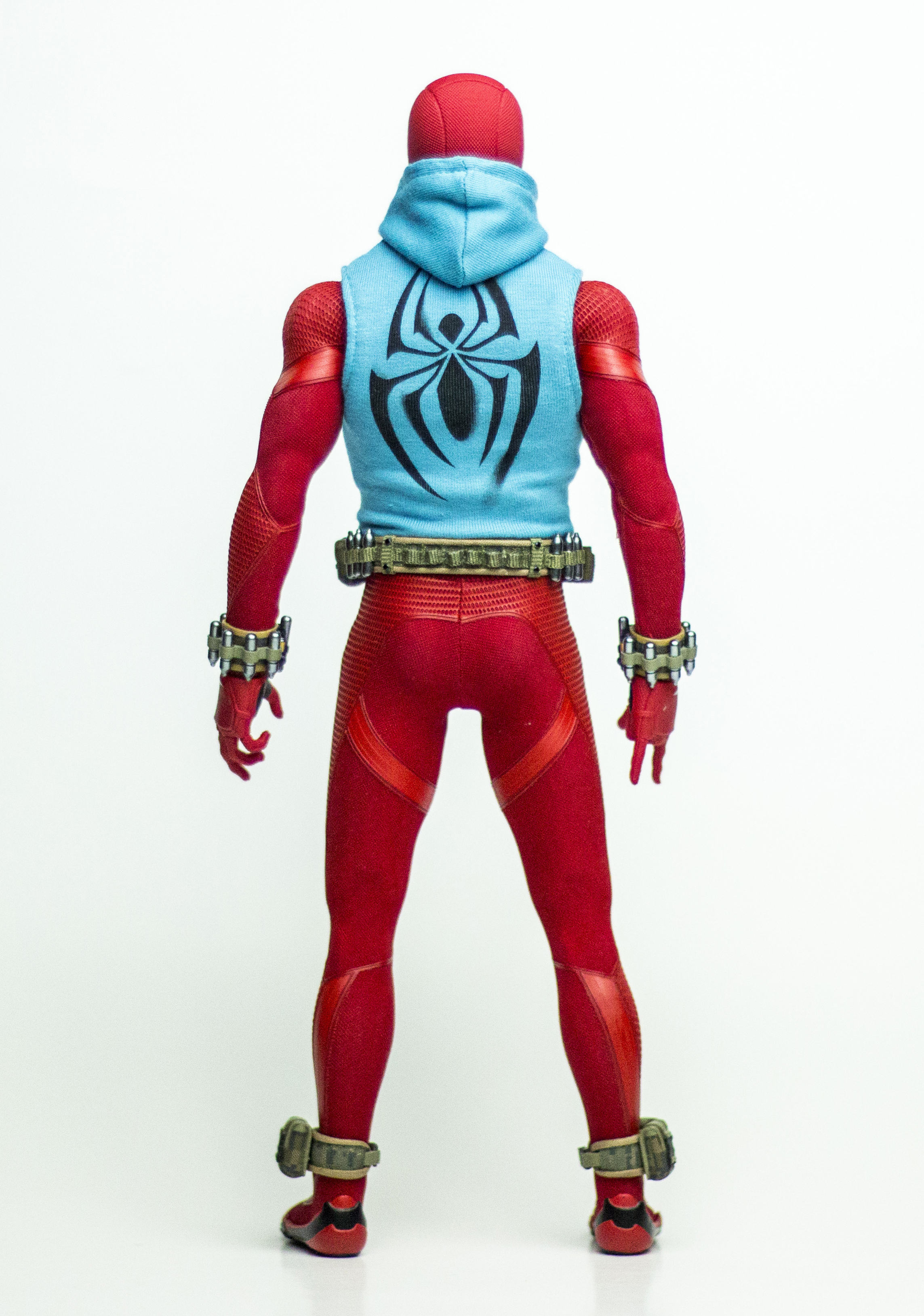 Long Neck Joint Redman Action Figures Lost Man 1//6 Scale