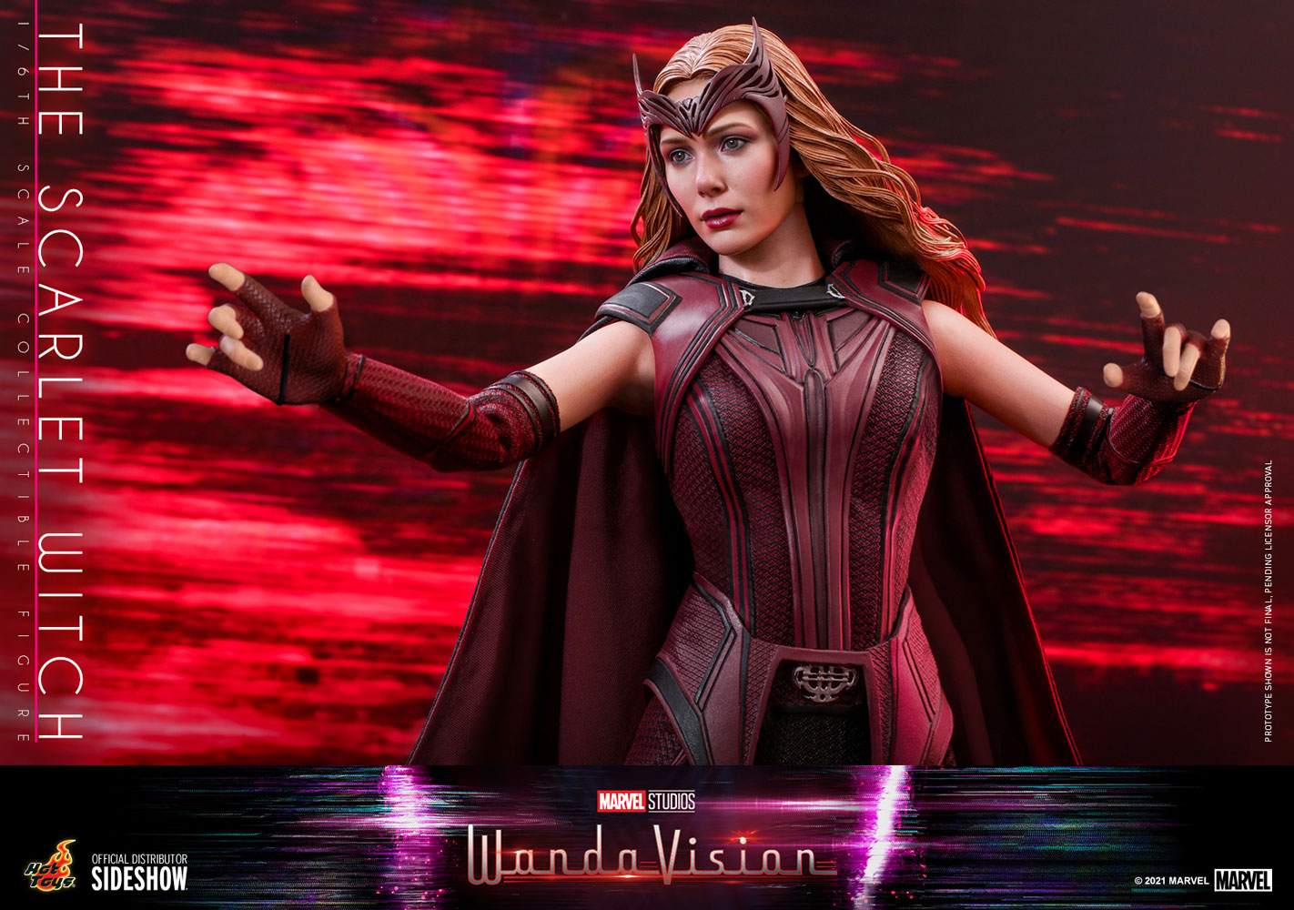 Witch hot scarlet Hot Toys
