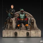 iron-studios-boba-fett-and-fennec-shand-deluxe-1-10-scale-statue-star-wars-the-mandalorian-img01