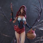 sideshow-collectibles-red-riding-hood-statue-j-scott-campbell-fairytale-fantasies-img02