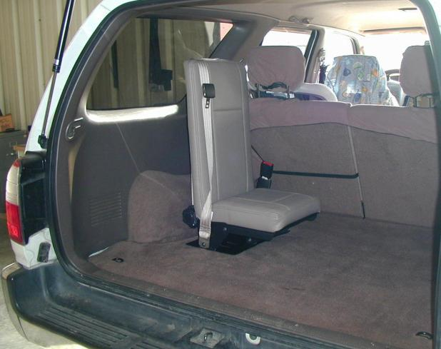 does chevy equinox have third row seating | Brokeasshome.com
