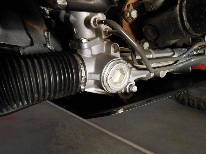 power steering rack lines toyota