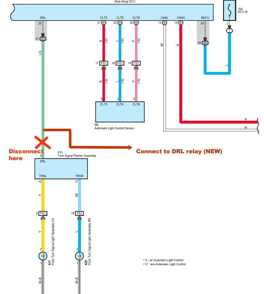 Wiring Diagram For Trailer Hookup - Circuit Wiring And Diagram Hub •
