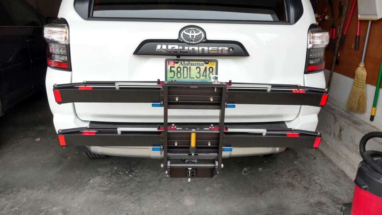 hitch mounted bike rack page 14