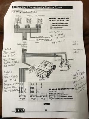 ARB pressor AOB switch install  Page 2  Toyota