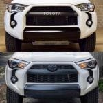 Decided Against The Trd Pro Grille Toyota 4runner Forum Largest 4runner Forum