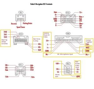 OEM rear camera wire diagram?  Toyota 4Runner Forum