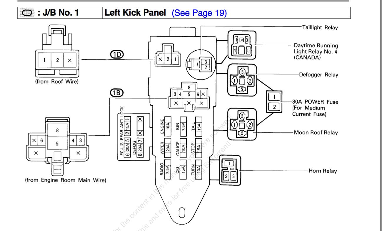 Towncar Fuse Box Diagram X Lincoln Pictures