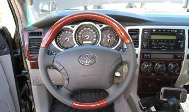 Wood Steering Wheel Toyota | Wooden Thing