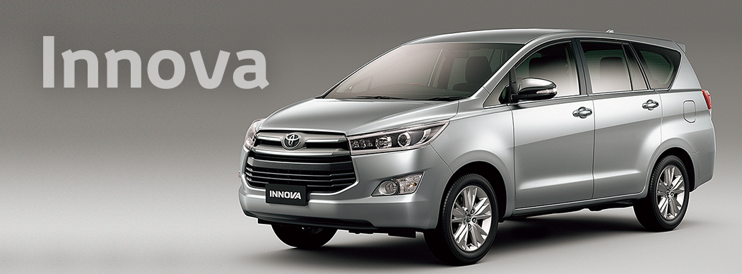 Toyota Global Site Vehicle Gallery Innova