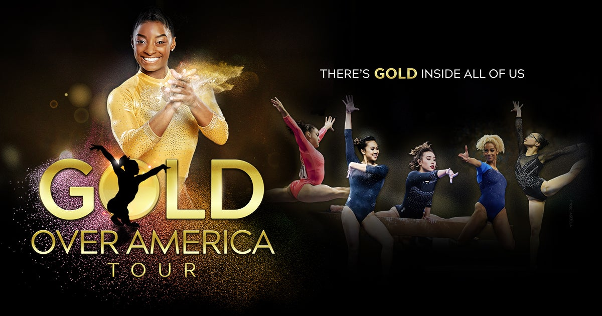 gold over american tour starring simone