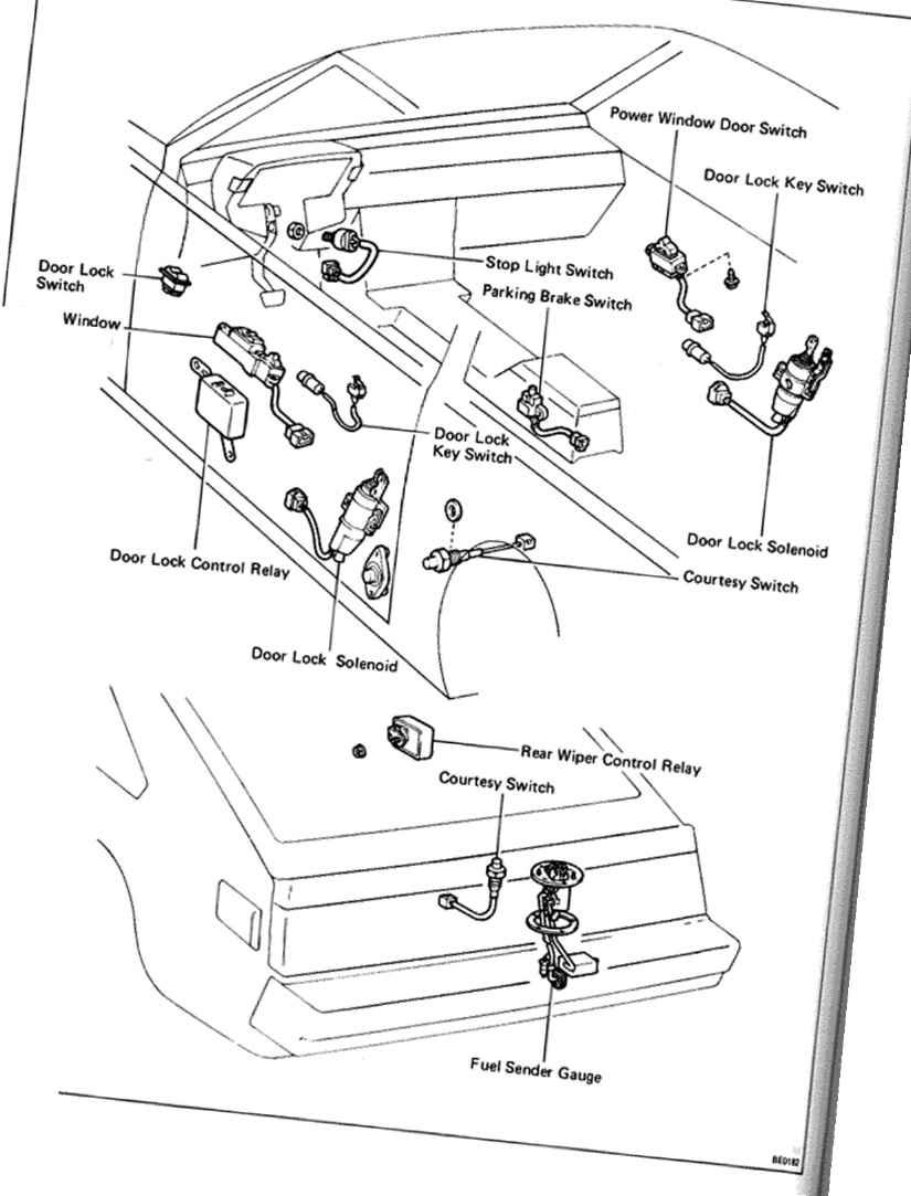 2000 mercury grand serpentine belt diagram besides toyota celica t23 lichter zentralverriegelung nach kurzschluss defekt together