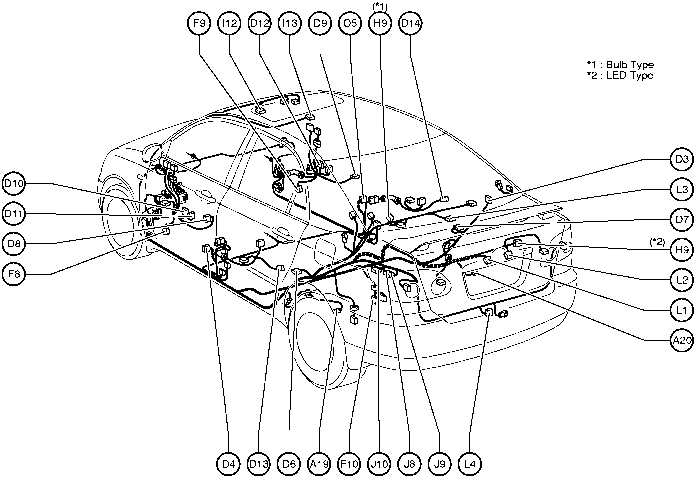 toyota camry interior parts diagram. Black Bedroom Furniture Sets. Home Design Ideas