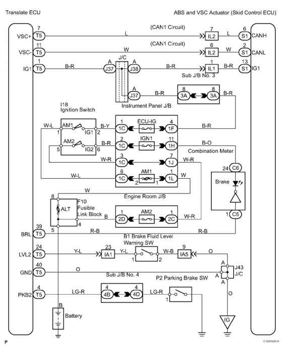Wiring Toyota Trailer Tundra Diagram 2006