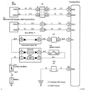Dtc Engine Control System Malfunction Description  Toyota