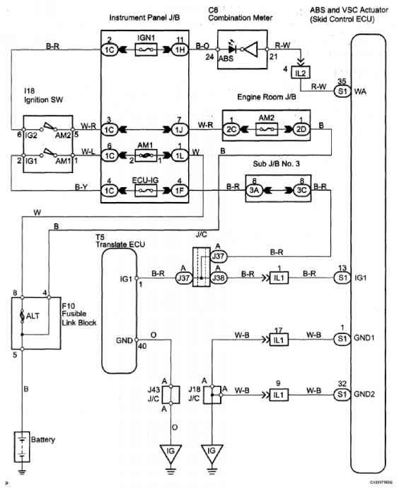 Diagram Toyota Starlet Wiring Diagrams Diagram Schematic Circuit