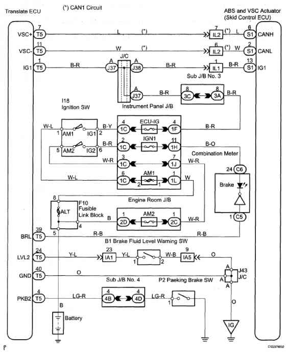 B16 Wire Harness Diagram