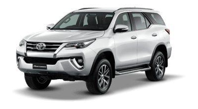 Fortuner Super White II