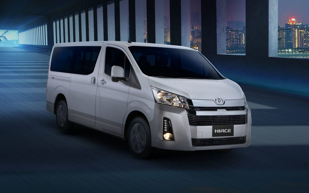 TOYOTA HIACE 2019 All New