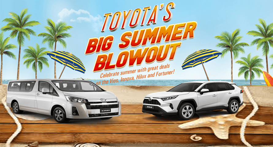 TOYOTA CEBU MARCH 2019 LATEST PROMO