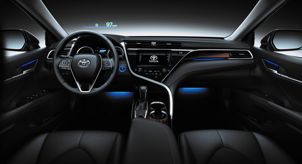 Toyota Camry 2019 Convenience