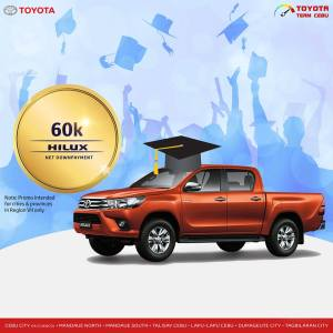 toyota hilux march 2019 promo