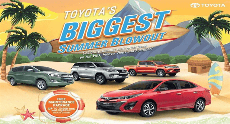 TOYOTA CEBU APRIL 2019 LATEST PROMO