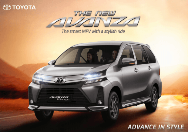 All New Toyota Avanza 2019