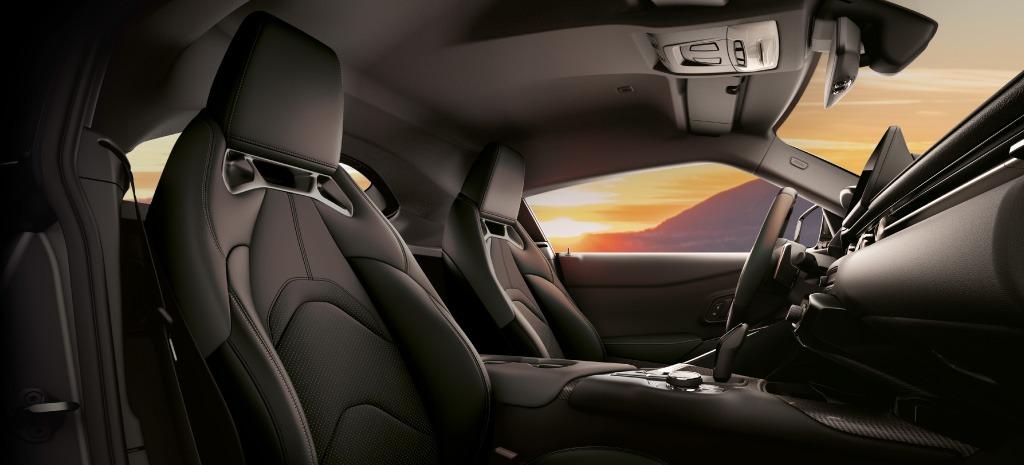 Toyota GR Supra 2019 comfort feature