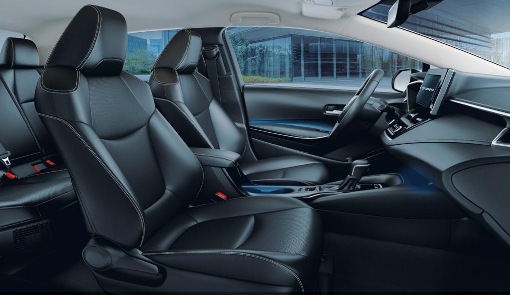 All New Toyota Corolla Altis 2019 Prestigious Design