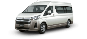 Toyota Hiace GL Grandia Tourer 2020 Cebu Philippines latest prices & promotions