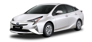 Toyota Prius White Pearl 2020 Cebu Philippines latest prices & promotions