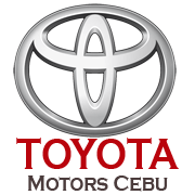 Toyota Motors Cebu Mobile Logo Sticky