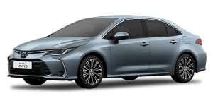 Toyota Corolla altis Celestite Gray Metallic 2020 Cebu Philippines latest prices & promotions