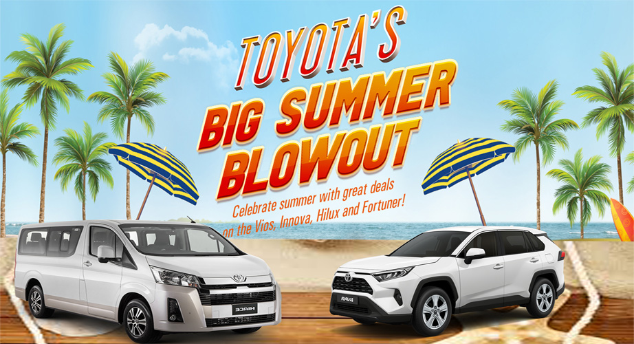 Toyota Cebu Philippines March 2020 Promotion