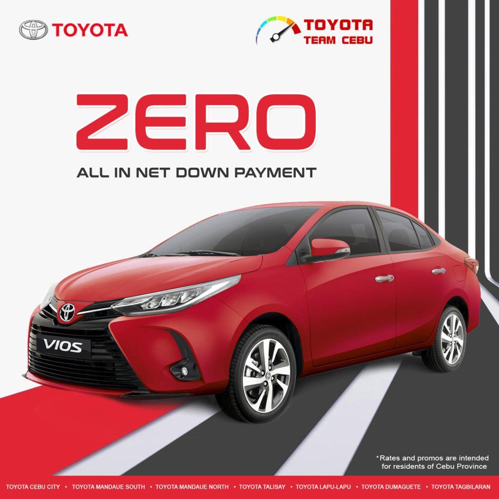 Toyota Vios January 2021 Promotion